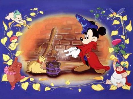 magic mickey