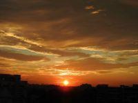 Sunset in Singapore 03/07/17