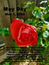 May Day, May 1, 2020