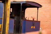 elsecar heritage railway 18-05-2015 Manning Wardle  steam locomotive - gervase - 1900 rebuilt sentinel 1928 02