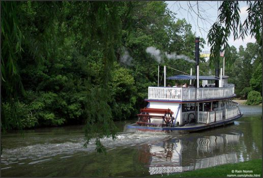 Riverboat, Michigan