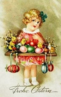 Old Easter Post Card