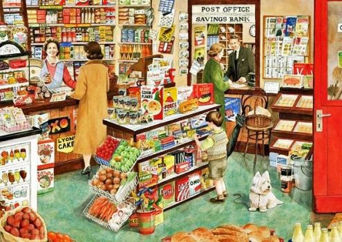 Memories of the Corner Grocery Store