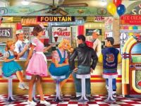 SODA & ICE CREAM PARLOR