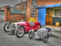 Old Time Sports Cars