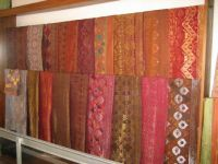 Balinese Weavers' Wares on Display