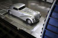 1938 Mercedes 540k streamliner