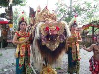 Barong Dance, Tiger