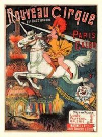 Nouveau Cirque Paris 1898
