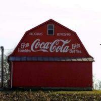 Coca Cola Barn
