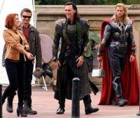 Four Avengers: Marvel 4