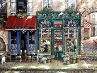 French Store Fronts