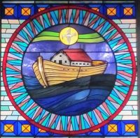 Stained Glass Ark