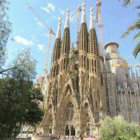 The Holy Familla, Barcelona