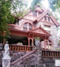 """Unsinkable Molly Brown"" House, Denver, Colorado"