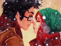 Harry Potter. James and Lily