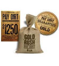 4 of 4 Gold Panning at Home Buy the Dirt Online