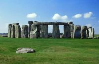 Historical Sites - Stonehenge