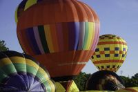 Hot Air Balloons in Howell, Michigan