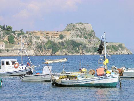 A Greek scene