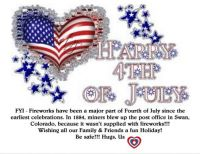 HAPPY 4TH to our Jigidi Friends!
