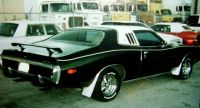 1974 Charger SE