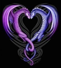 hearts of dragons