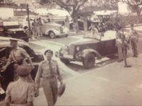 Field Marshal Montgomery Cairo Egypt.