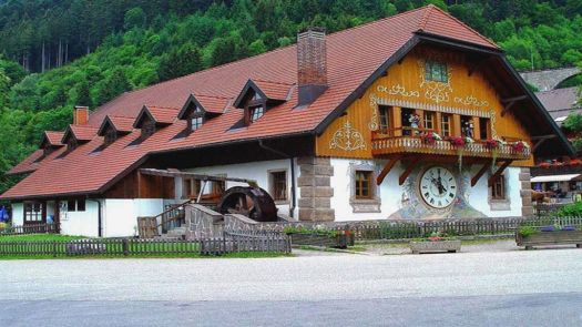 Hotel in the Black Forest, Germany