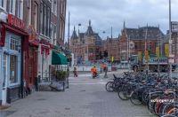 Amsterdam, Prins Hendrikkade