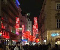 Advent in Wien- Rotenturmstraße