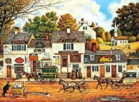 Old Cape Cod by Charles Wysocki