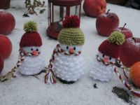 snowmen in the snow 2