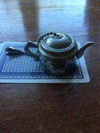 thuA metal Teabag