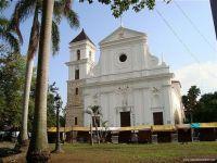 Iglesia de Santa Fe de Antioquia - Antioquia (Colombia)