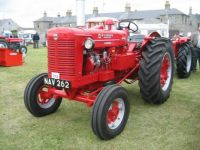 Tractor - Fraserburgh Rally 2011