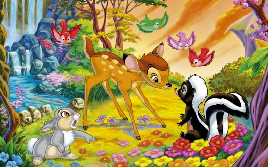Solve bambi-2 jigsaw puzzle online with 273 pieces