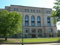 Oneida County courthouse, Utica site, erected 1909