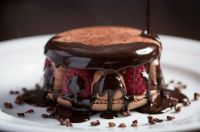 Chocolate Grand Macaron