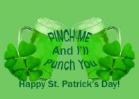 Happy St. Pat's Day!