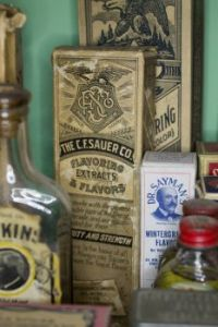 Vintage flavorings for your kitchen