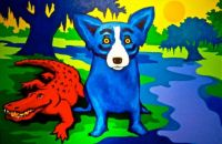 Blue Dogs and Cajuns on the River 70