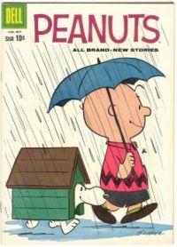 PEANUTS #6 (Aug-Oct60)