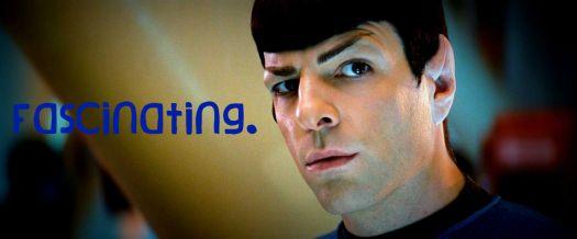 Vulcans do it Logically