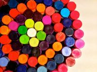 crayons radial