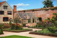 Alitex Glasshouse in the Walled Garden at Cowdray, Midhurst, Sussex - alitex.co.uk