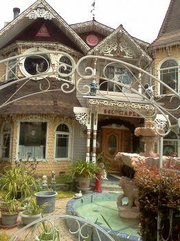 California coastal house