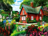 Beautiful House & Garden