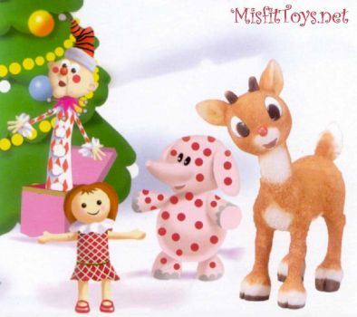Christmas - Rudolph & Misfit Toys
