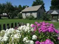 August Flowers at Shelburne Museum VT